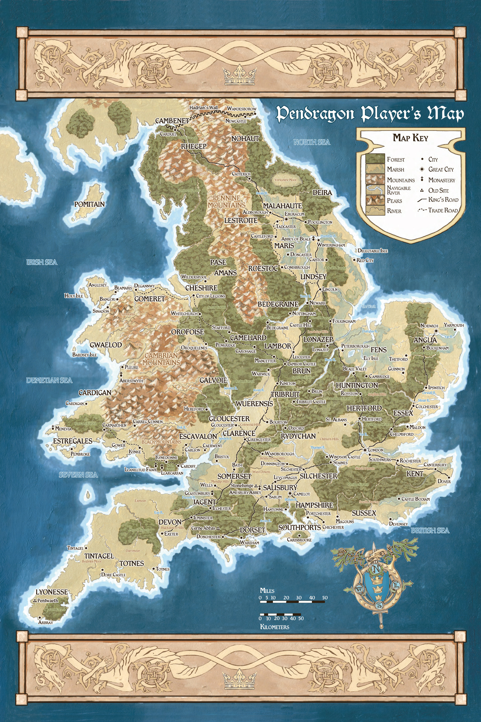 Map Of England King Arthur.King Arthur Pendragon Notes Maps And Links For Your Pendragon Game